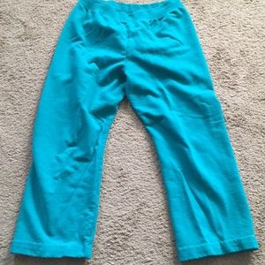 Pretty Pre-Owned Hanes Brand Sweat Pants (Green)